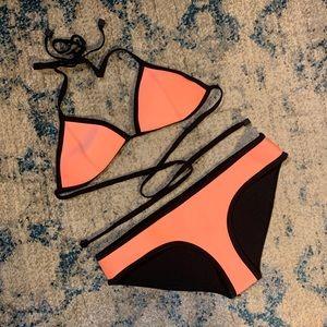 NWOT Triangl Chloe Bikini